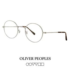 日本製 オリバーピープルズ OLIVER PEOPLES メガネ sheffield p SHEFFIELD シェフィールド ラウンド メタル 眼鏡
