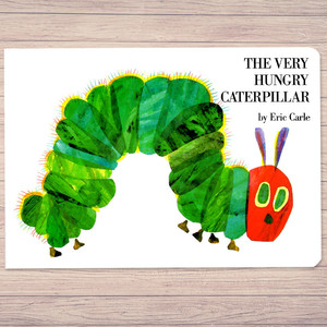 The Very Hungry Caterpillar(はらぺこあおむし)