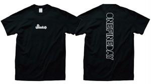 【受注先行販売】newロゴTシャツ (ブラック)