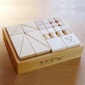 つみき34ピース(ハコ)