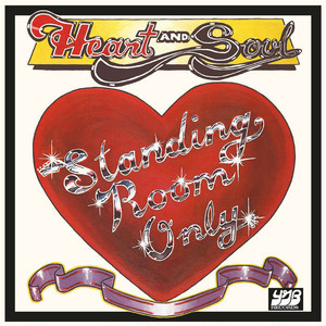 【LP】STANDING ROOM ONLY - HEART AND SOUL <EVERLAND>EVERLAND017LP