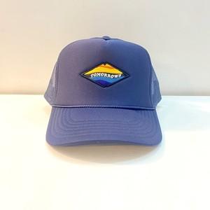 MOUNTAIN MESH CAP 〈NAVY〉