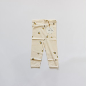 Konges Sloejd    NEW BORN PANTS LEMON  62