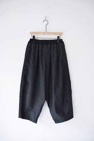 【ORDINARY FITS】BALL PANTS ONEWASH/OF-P047OW