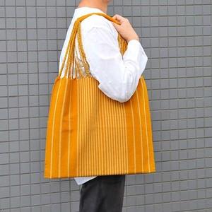 メキシコ織物バッグ(ストライプ柄)C