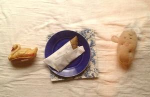 石田誠(いしだまこと)さん 5寸皿