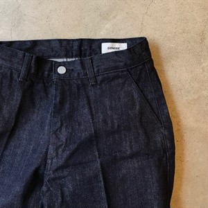 SINME WIDE DENIM PANTS