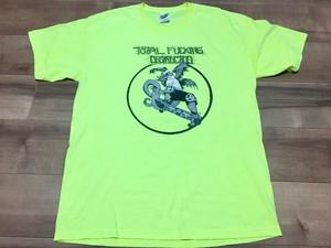 total fucking destruction トータルファッキングデストラクション Tシャツ グラインドコア ブルータルトゥルース