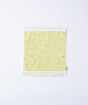 【TRICOTÉ】FOOT MARK TOWEL TR81AC072