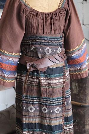 Craft leather belt