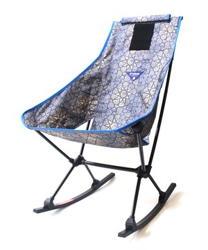 【SALE】 Monro × HELINOX モンロ ヘリノックス CHAIR TWO ROCKER (BOHEMIAN STAR)