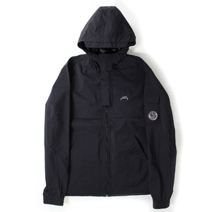 A COLD WALL Hooded Blouson Black