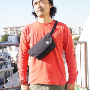 A Messenger Bag Classic Mini(Black)
