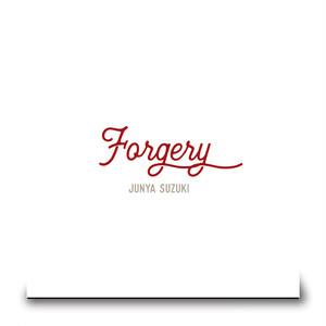 SUZUKI JUNYA solo 3rd single 『Forgery』