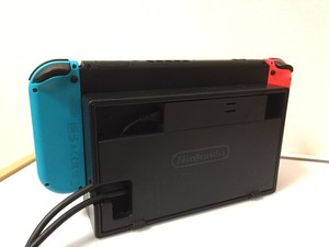 【受注生産品:toshimitsu様】Nintendo Switchをちょっと楽しくするスイッチ