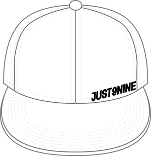 JUST9NINE CAP 001 WH
