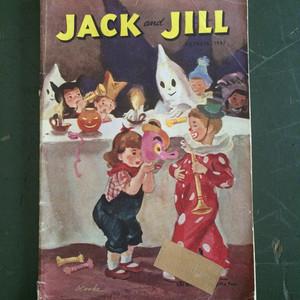 JACK and JILL 1951  OCTOBER ヴィンテージマガジン キッズ