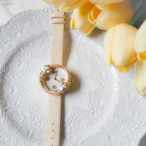キット Frozen Flower 時計