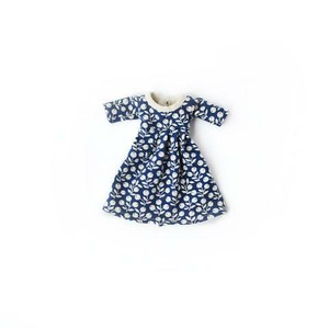 NAVY BERRIES DRESS|ぬいぐるみと人形の服