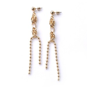 ASH/Earrings Gold