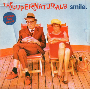 The Supernaturals / smile[中古7inch]
