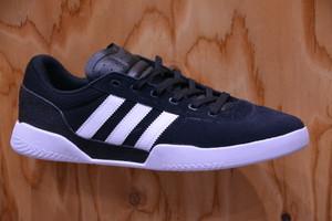 adidas City Cup Black/White/White