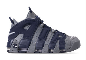 "【NIKE】新モアテン Air More Uptempo '96 ""Georgetown"" ""Hoya"""