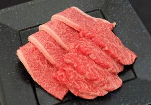 国産牛カルビ焼肉用300g
