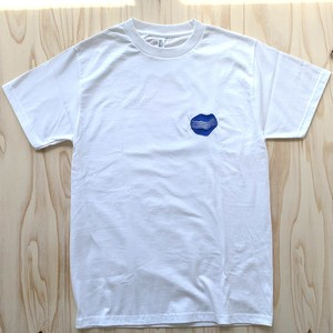 "GEE3  ""Rainbow"" Tee / White"