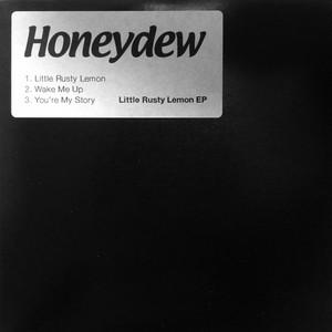 "CD-R ""Little Rusty Lemon EP"""