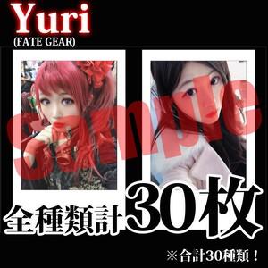 【チェキ・全種類計30枚】Yuri(FATE GEAR)