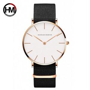 女性のファッション時計因果革ストラップ日本クォーツムーブメントトップ高級ブランドユニセックス腕時計防水relogiofemininoCB01-FN