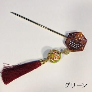 【限定】Atelier myumyu コラボ かんざし