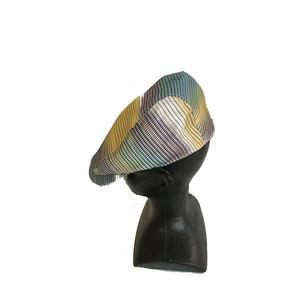 西陣織りハンチング帽HT0020 サイズ M.L