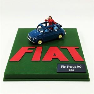 Fiat Nuova 500 Eco【CANENCO】【1セットのみ】【税込価格】