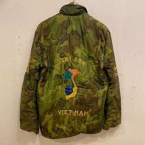 70's Vietnam Souvenir Jacket