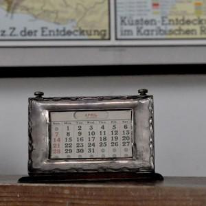 1920's sil925 perpetual calendar