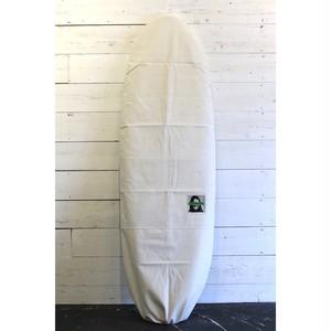 """Green Fuz / Surf Shop 6'6"""""""