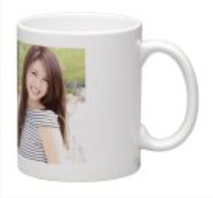 小島愛里サイン入りマグカップ♡