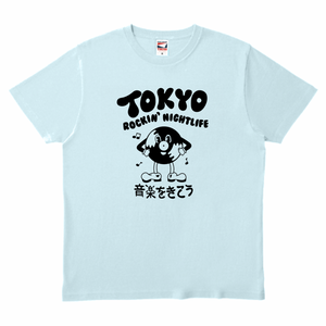Light blue T-Shirts(Record)