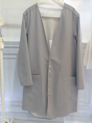HATRA 作務衣 Gray / Size.S