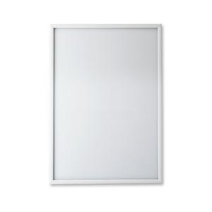 A.P.J フィットフレーム A3サイズ(29,7×42cm)ホワイト アルミフレーム ポスター