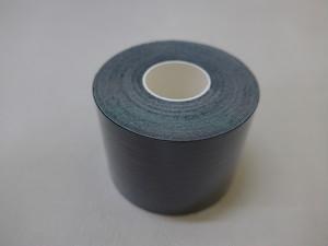 キネシオロジーテープ・カラー(ブラック・レギュラー仕様・1巻/5m)