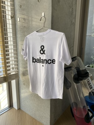 &balance official Tee-shirt
