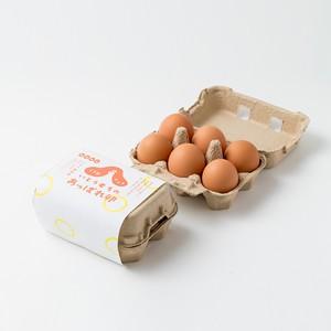 いとう君ちのあっぱれ卵 6個入