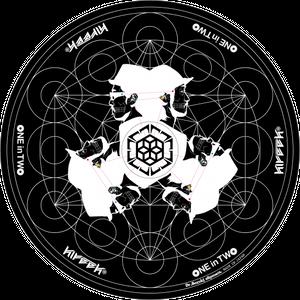 "Dr.Suzuki × KIREEK - スリップマット""ONE IN TWO""モデル"