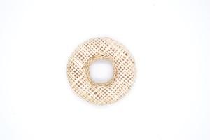 編み編みドーナツパーツ 約35mm