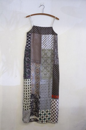 MALION VINTAGE マリオンビンテージ men's scarf camisole dress A