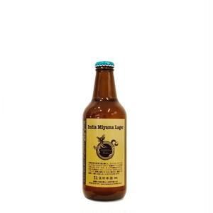 志賀高原ビール India Miyama Lager