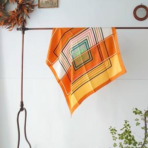 vintage scarf fs-2206